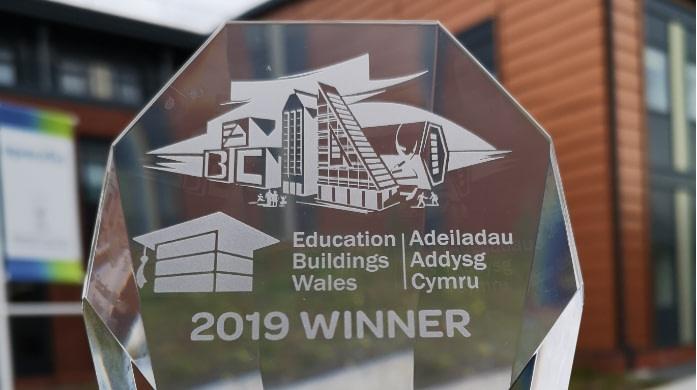 Education Building Wales Trophy