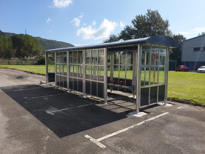 active rail shelter